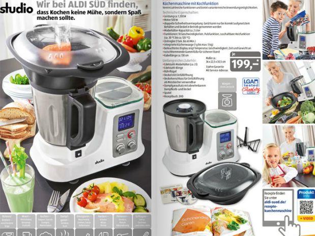 Küchenmaschine: Discounter läuten Preiskampf mit Vorwerk ein