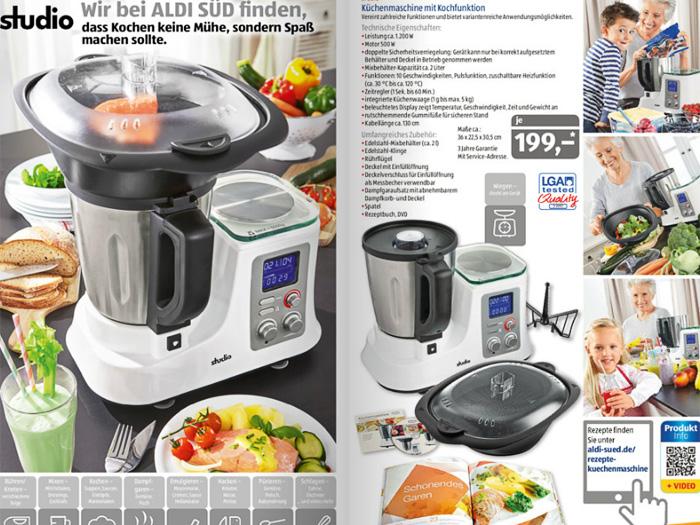 Kuchenmaschine Discounter Lauten Preiskampf Mit Vorwerk Ein