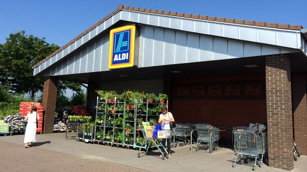 Aldi in GB
