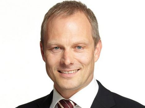 Holger Gerdes, Corporate Vice President Global HR Operations