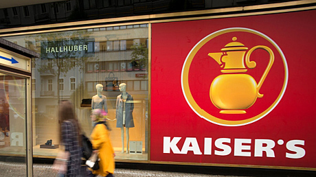 Kaiser's Filiale im Shoppingcenter Boulevard Berlin.