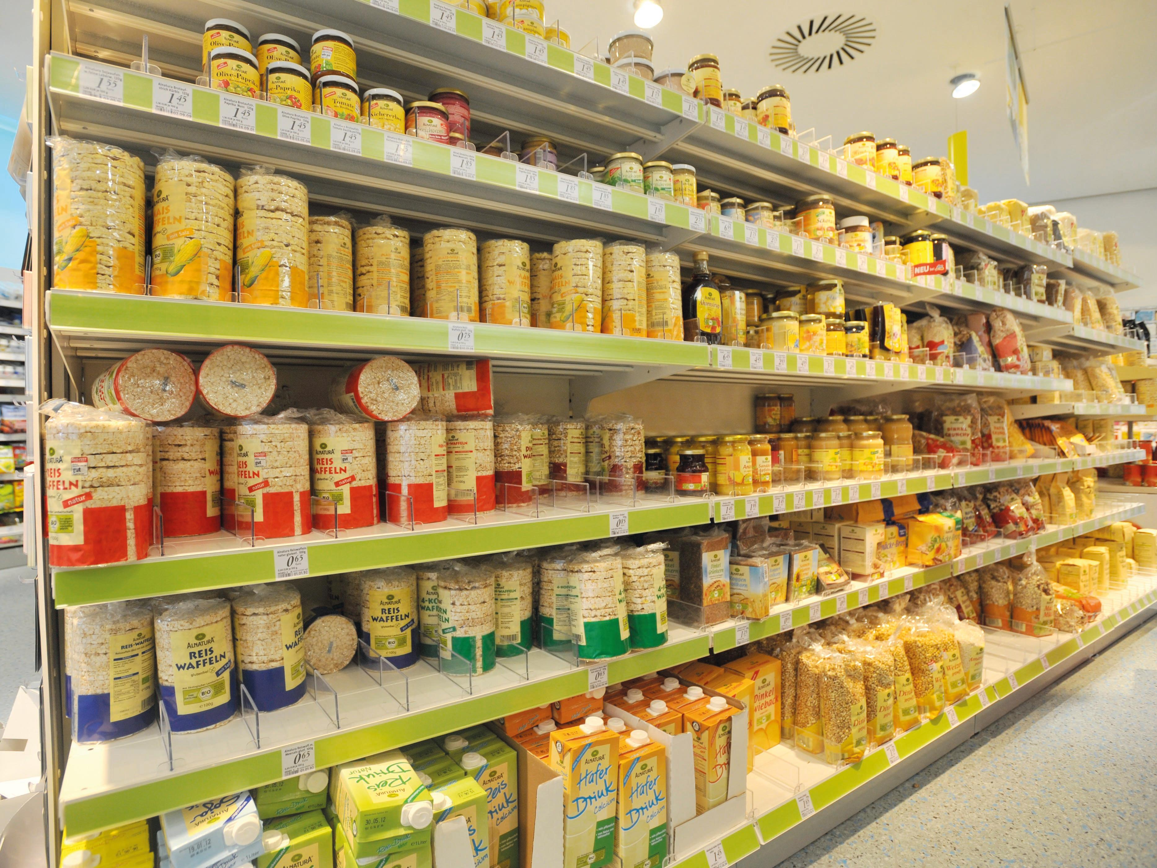 f2e7de30ae Bio-Markt: Alnatura wirbt um Rewe und Edeka