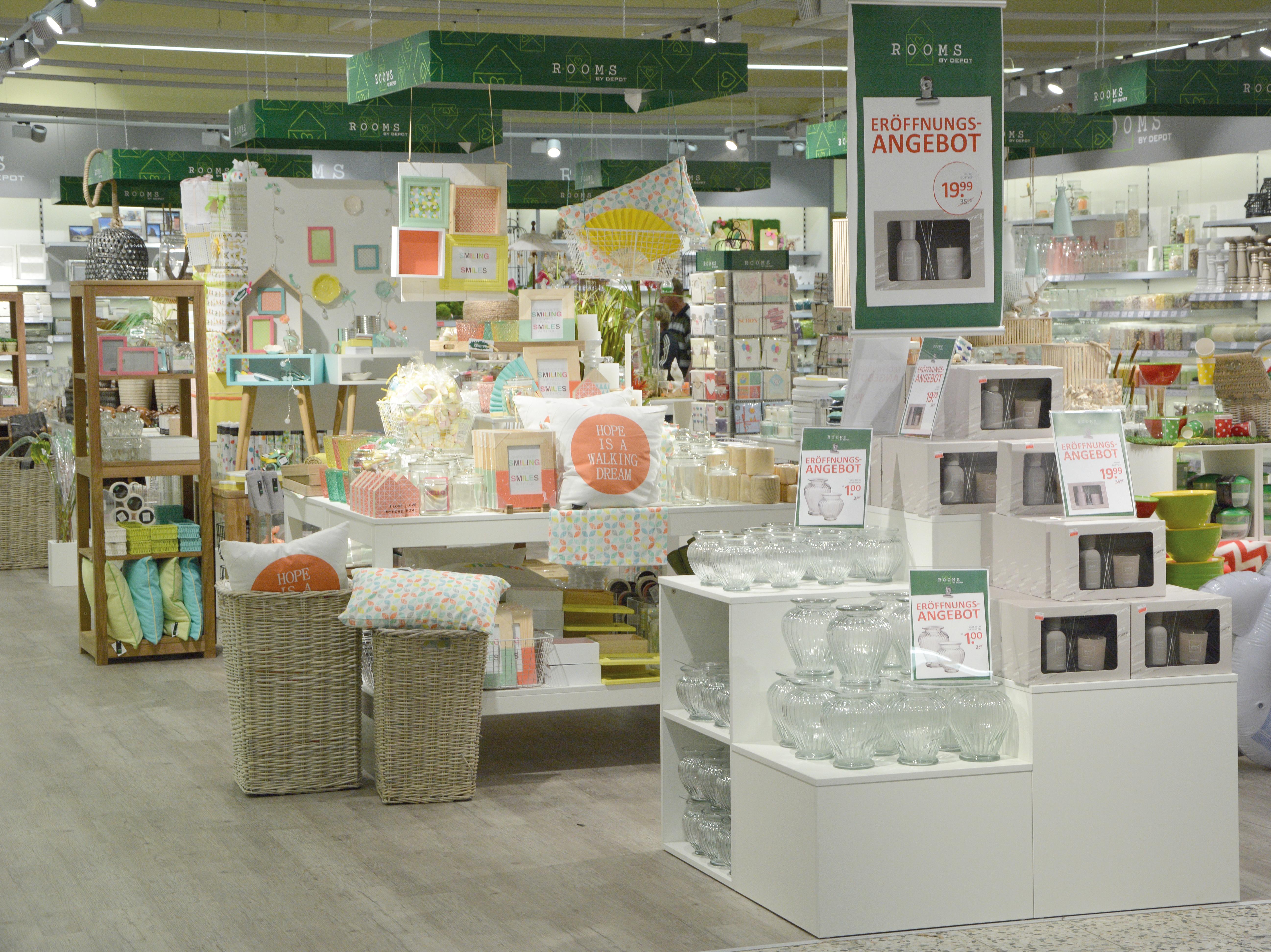 Shop In Shop Bünting Testet Depot Konzept Bei Famila