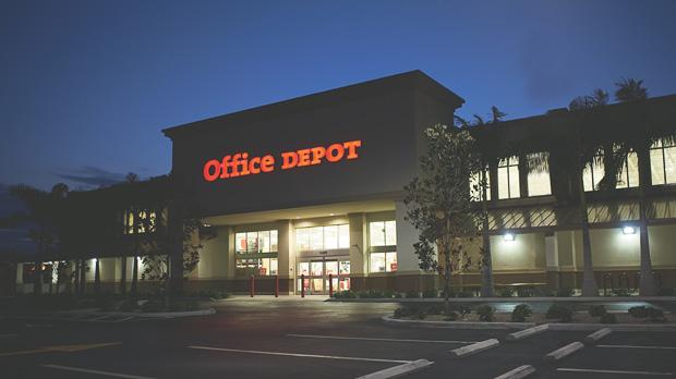 B Robedarf Office Depot Verkauft Europagesch Ft