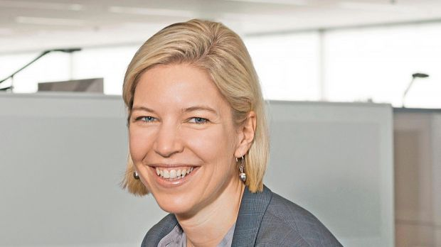 Sabrina Zeplin leitet den Bereich Business Intelligence bei der Otto Group