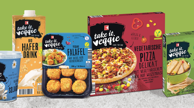 Pizza vegan kaufland