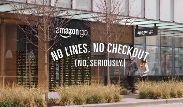 Amazon Go stores with no queue and no checkout. And, no seriously, they are coming to Europe. Could London be first?