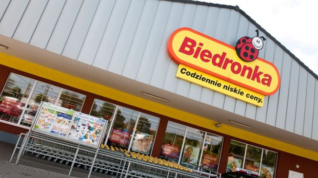 Biedronka's store openings hit an all time low in Poland.