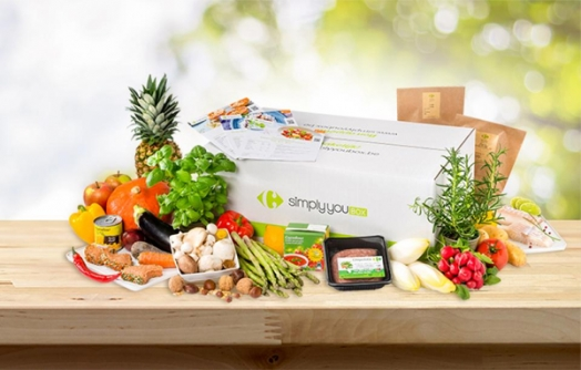 Carrefour Simply Box
