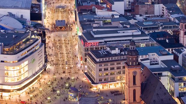 Tarifverhandlungen in Hessen: Verdi ruft zum Streik in Frankfurt auf