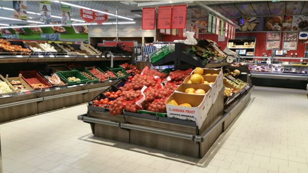 Rewe is refocusing on Penny discount stores in Romania.