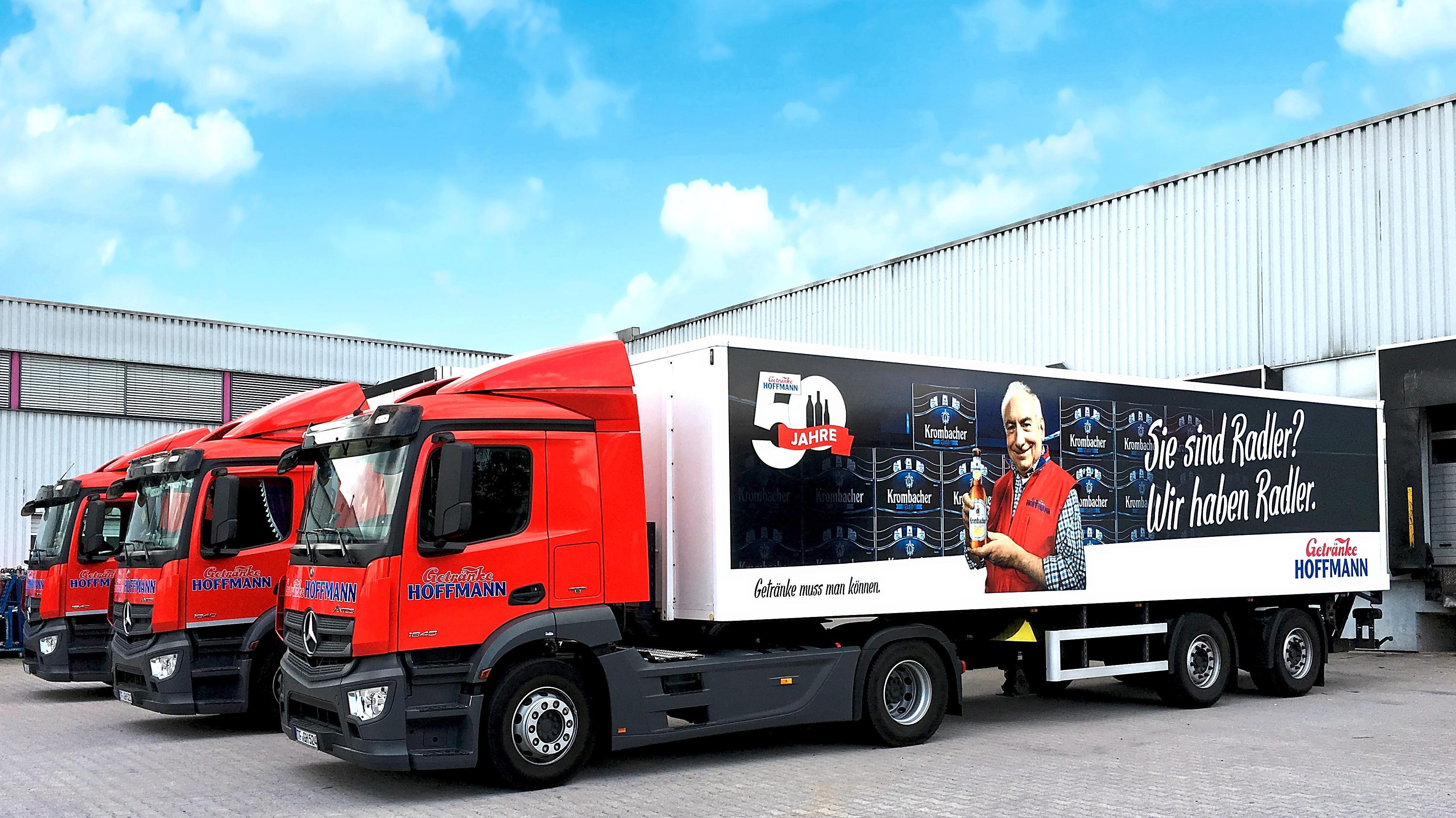 Automatische Disposition: Hoffmann will das richtige Bier im Lager