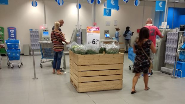Albert Heijn Self-Checkout