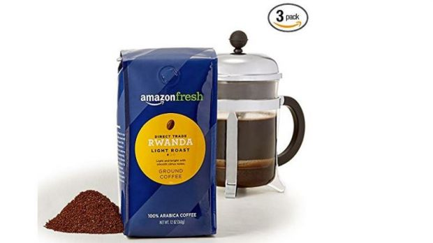 Amazon recently launched 8 varieties of freshly ground coffee under the AmazonFresh brand in the US.