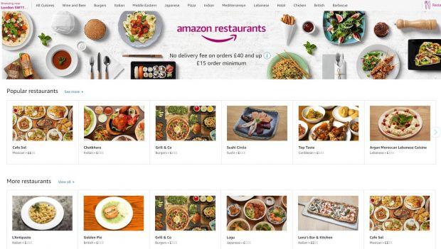 Amazon Recipe Boxes