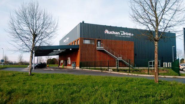 Auchan Drive France