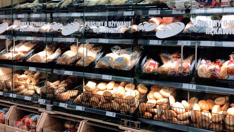 The new bakery shelf has an elegant new look, although the assortment has not changed fundamentally.