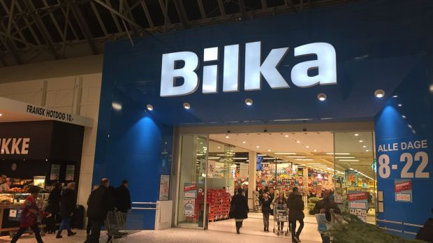 Bilka hypermarkets already have lockers and counters for non-food pick-up which can also be adapted for grocery pick-ups.