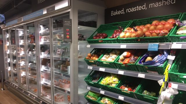 The Co-op Food's latest concept includes mission-based ranging, with meal for tonight components merchandised together