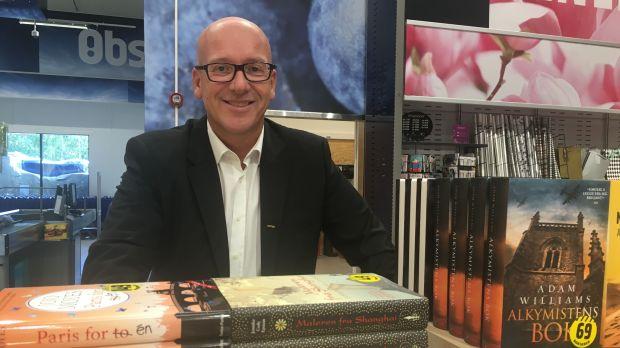 Coop Norge CEO, Geir Inge Stokke