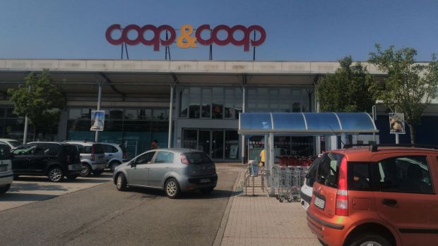 One factor hindering Coop Italia's growth is the reduction of sales space in its hypermarkets.