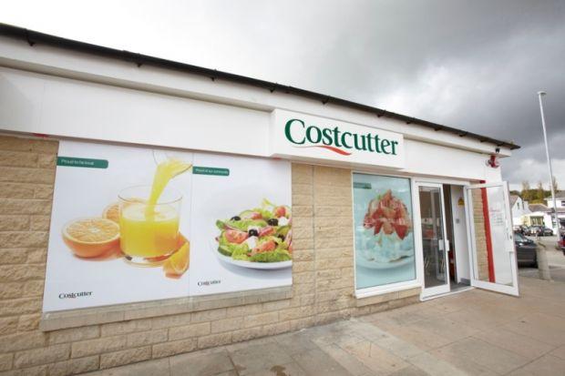 Costcutter Trials Finger Vein Payments