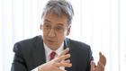 Erläuterungsbedüftig:  Kartellamtspräsident Andreas Mundt erläuterte den Leitfaden zum Preisbin