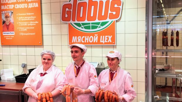 In Russia, Globus has created a USP thanks to its unique offering and quality perception. Instore production plays a major role.