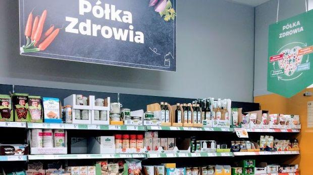 Healthy Shelf Netto Poland