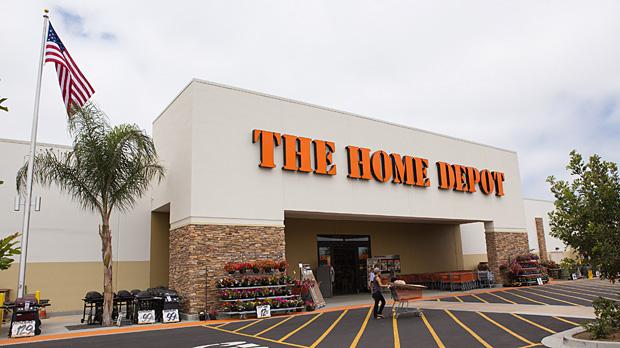 Baumarktbetreiber Home Depot Gibt Neue Ziele Aus