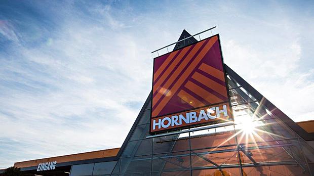 zweites quartal hornbach setzt auf e commerce. Black Bedroom Furniture Sets. Home Design Ideas