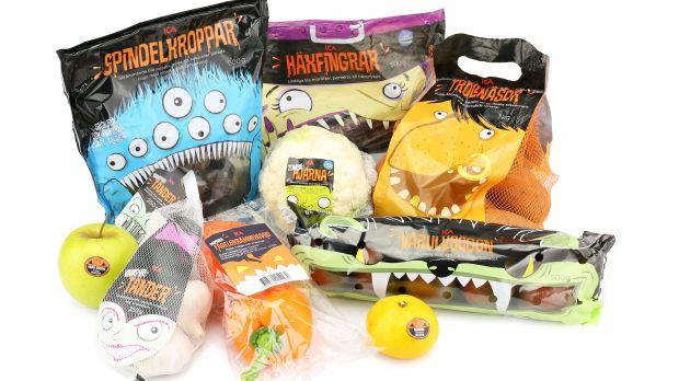 Ica Gruppen's Halloween range