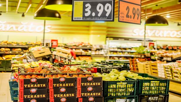 Kaufland Romania Vegetables