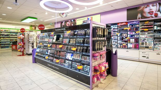 'Kruidvat in de Stad' stores have a stronger focus on beauty products.