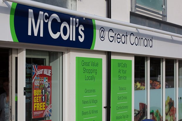 Morrisons Signs Supply Agreement with McColls
