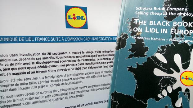 Déjà-vu? Lidl France's case regarding allegedly inappropriate treatment of employees awakes memories of cases documented in the Black Book from 2011.