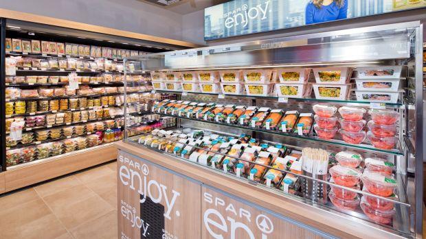 Spar Opens Convenience Store in Vienna
