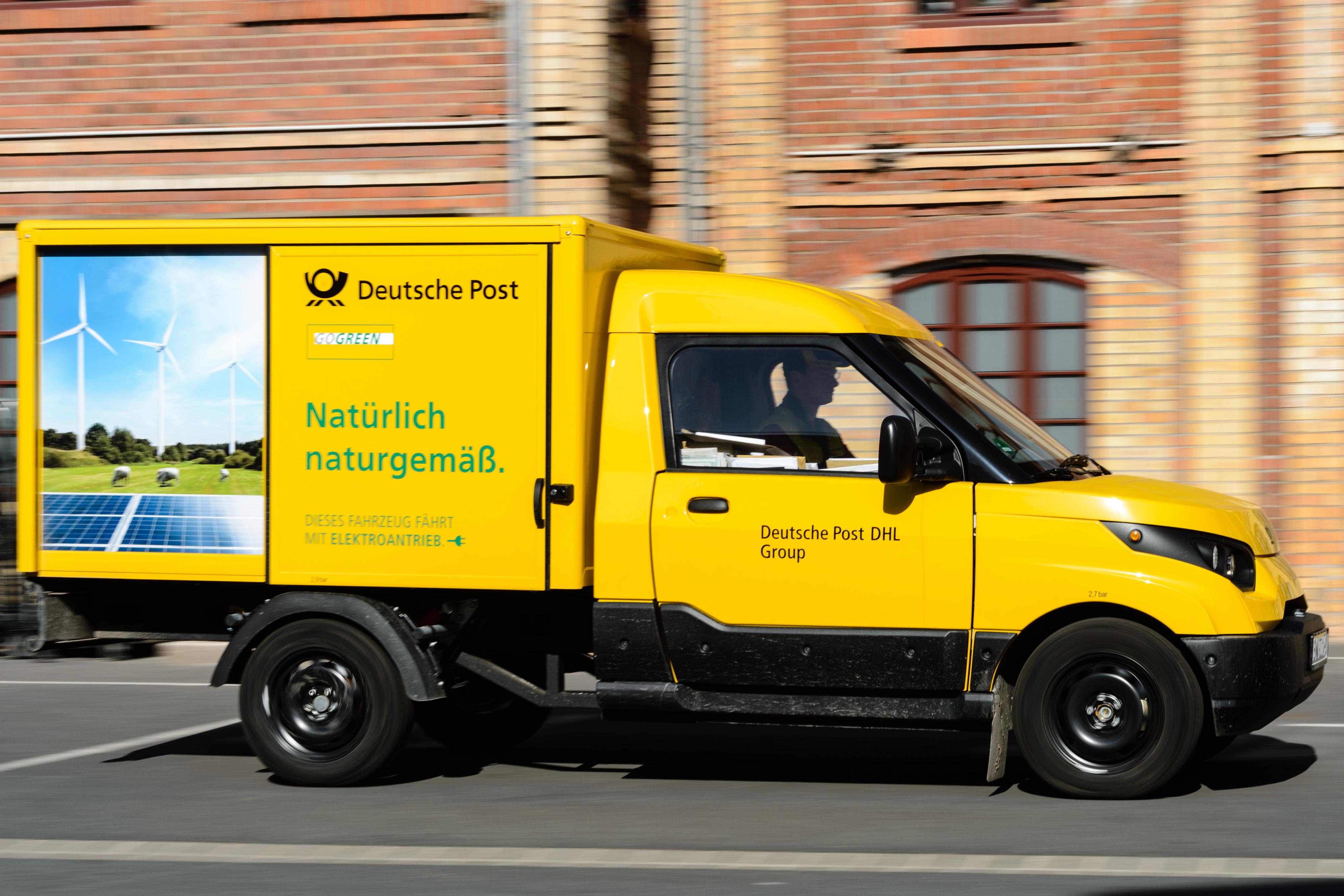 Musterbriefe Deutsche Post : E mobilität studie elektroautos sind besser als diesel