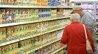 Suppen und Eintöpfe:  An solchen Regalen würden die Anbieter gern mehr junge Kunden sehen.