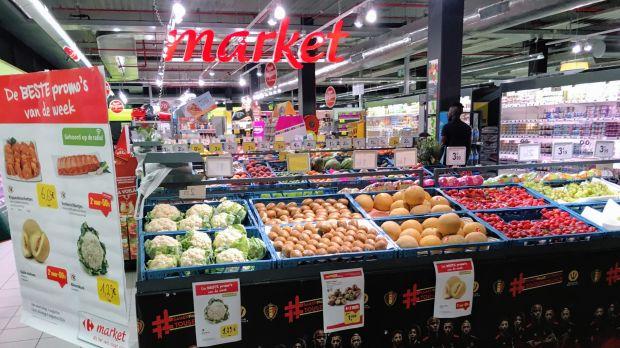Carrefour Belgium in Turmoil