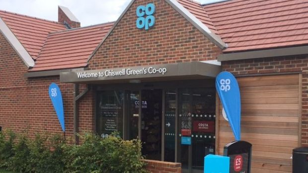 One of Co-op's new stores, opened in 2017 - the retailer has plans to open a further 100 stores across the UK in 2018.
