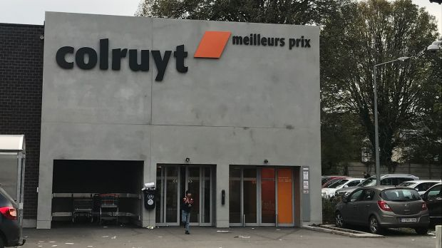 Meilleurs Prix - Colruyt's promise to its customers is written on its stores: Best prices.