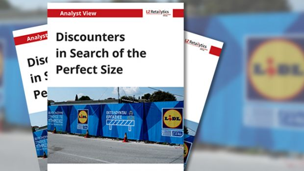 Discounters in Search of the Perfect Size