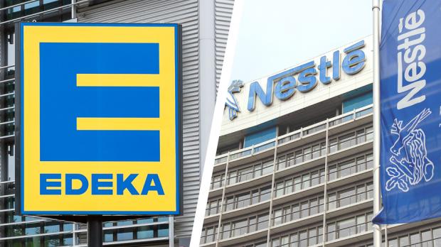 Nestlé: Haben uns mit Edeka geeinigt