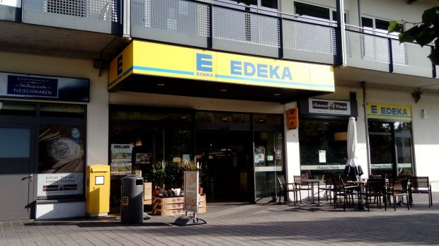 Edeka is the