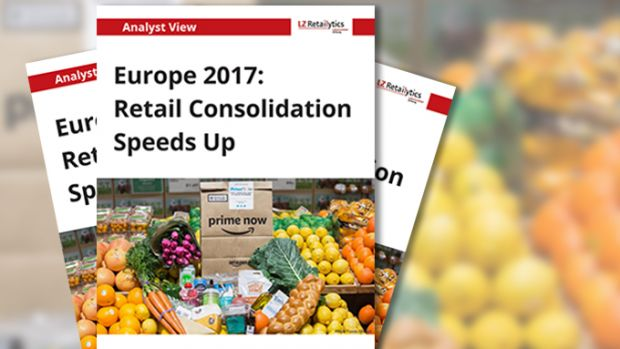 Report: Europe 2017: Retail Consolidation Speeds Up