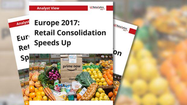 Europe 2017: Retail Consolidation Speeds Up