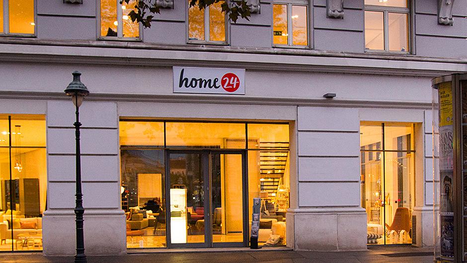 Online m belh ndler home24 strebt an die b rse - Home24 showroom munchen ...