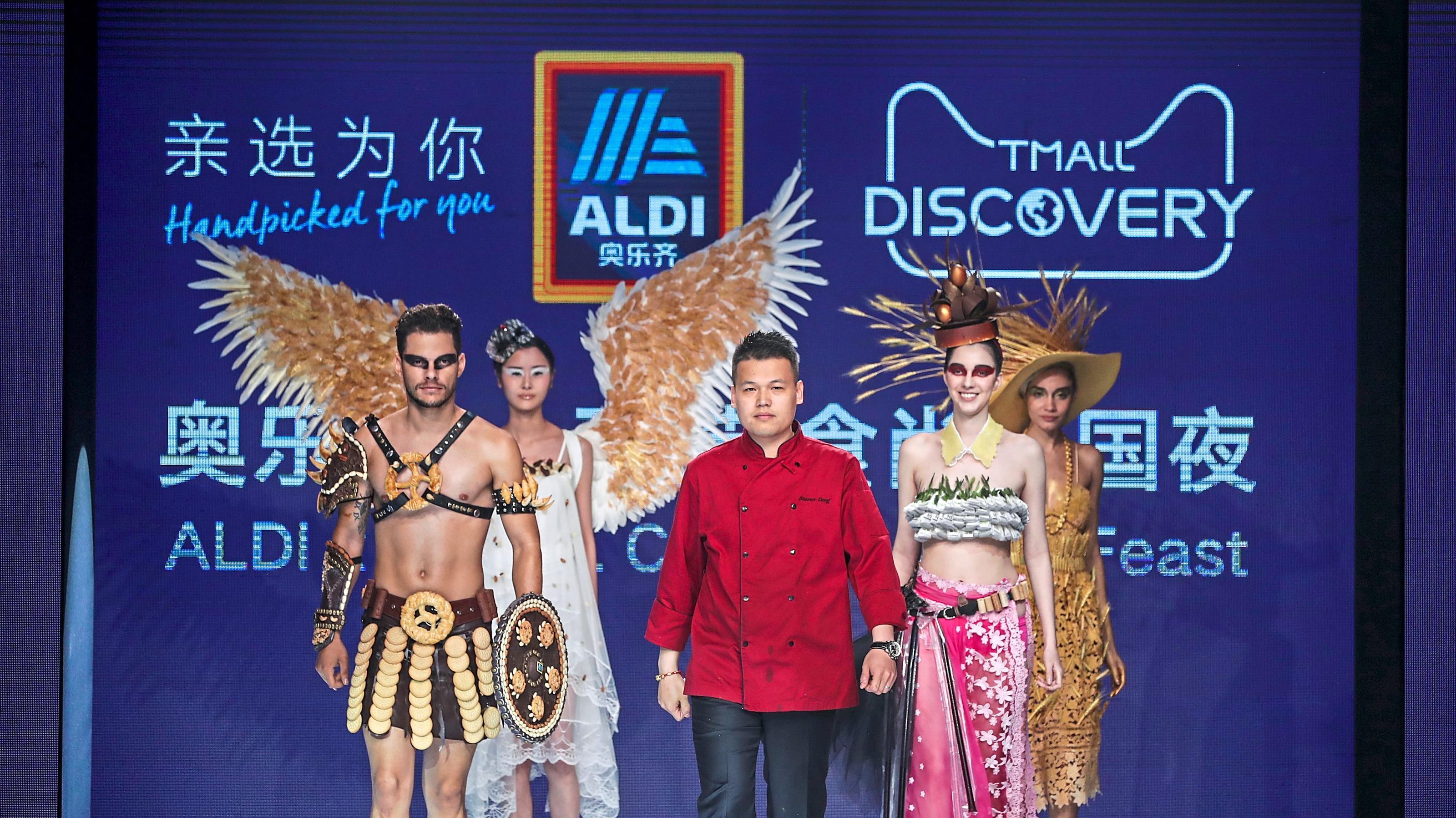Expansion aldi weitet china gesch ft aus for Saldi mobili on line