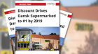 Discount Drives Dansk Supermarked to #1 by 2019